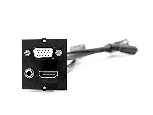 Bachmann Module w/VGA, 3.5mm & HDMI, 917.226