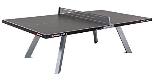 SPONETA Tischtennisplatte Outdoor S 6-80 e grau