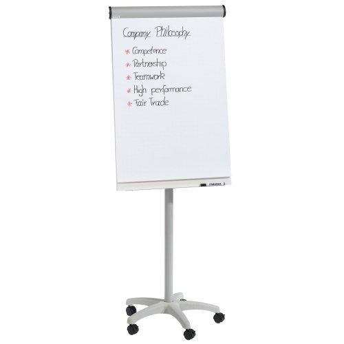 Preisvergleich Produktbild Franken Flipchart Tafel Mobil - Whiteboard