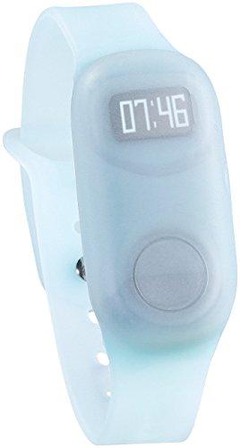 simvalley MOBILE Zubehör zu GPS Tracker SMS: Armband blau für GPS-/GSM-Tracker GT-340 (GPS Tracking Device) (Gps-spy-tracking-geräte)