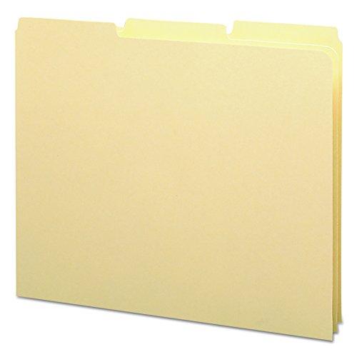 SMEAD Heavyweight Guides, 1/3Cut Tab (blanko), Brief Größe einfache Registerkarte Manila