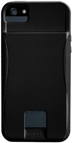 Case-Mate CM022408 Pop ID Case für Apple iPhone 5 schwarz Case-mate Pop Case