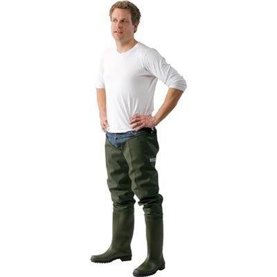 ocean-rainwear-thigh-waders-size-9