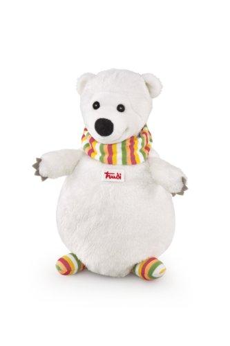 Trudi - Marioneta Peluche Oso Polar pingüino 29985