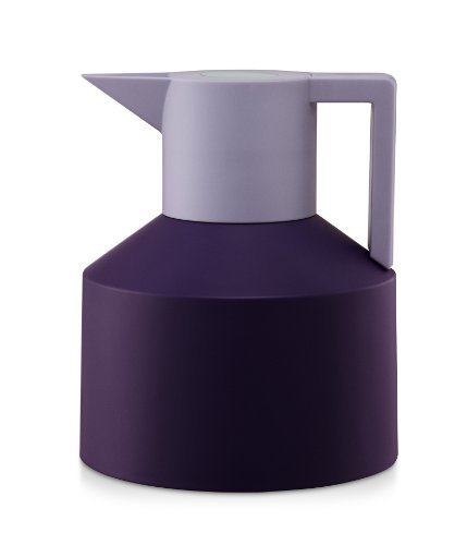 Thermoskanne Geo, violett by Normann Copenhagen