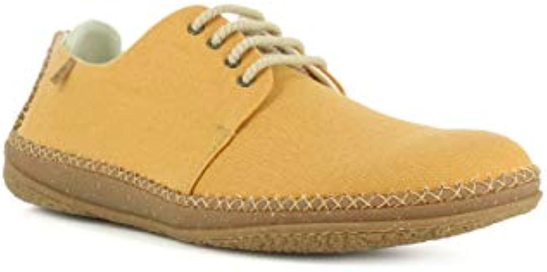 "separation shoes fe260 12861 ... El Naturalista N5380T Seaweed Canvas Curry Amazonas Amazonas Amazonas  arancia Uomo Scarpa Pizzi 62598e """