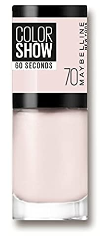 Gemey Maybelline Colorshow - Vernis à ongles -70 Ballerina -