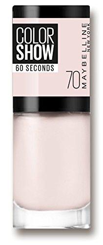 Maybelline Color Show 465 Brick Shimmer 7ml Marrón esmalte de uñas – esmaltes de uñas (Marrón, Brick Shimmer, Francia, 1…