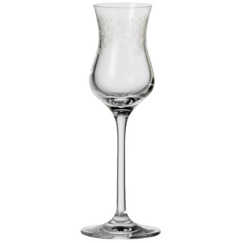 Leonardo 061594 Grappaglas/Likörglas - Chateau - Klarglas mit Lasergravur - 1 Stück