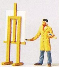 Preiser - Juguete de modelismo ferroviario H0 Escala 1:87 (PR29058)