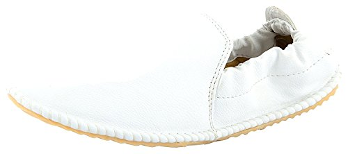 Hot Man Mens white Casual loafers (AFX-500-10)  available at amazon for Rs.399
