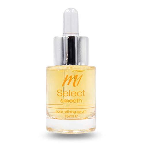 M1 Select Smooth - Gesichtsserum zur Hautverfeinerung - enthält Hamamelis - 15ml