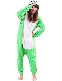 Pyjama Animal Unisexe vêtements de Nuit pour Adultes Costume de Noël Cosplay b189e1fed86