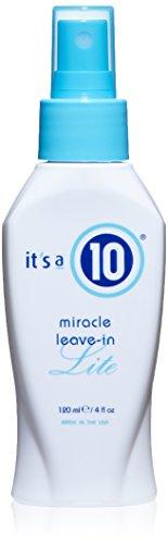Après-shampooing volumisant sans rinçage - Formule ultra légère pour cheveux fins ou courts - Répare, restore, démêle et dompte les frisottis - 118 ml