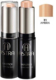 ASTRA Fdt skinstick 31 ambra* - Cosmetici