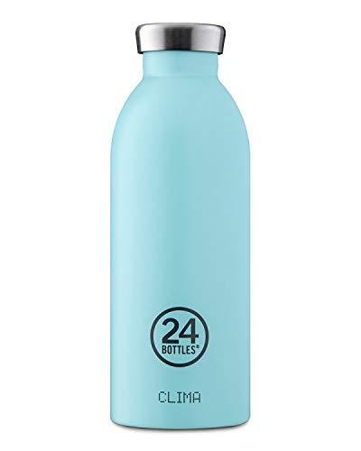 Bouteille Clair 24bottles Ml Bleu 500 Clima De Dans Isotherme Bottle xoeWdCBr