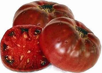 Farmerly 50Ct of Cherokee Purple Tomato Seeds, Heirloom Tomato Seeds, Unusual Look & Taste -