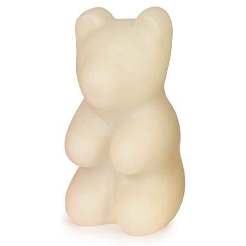 JELLY BEAR-Lampe à poser/Veilleuse LED Ours H29cm Blanc Egmont Toys - designé par Gaëtane Lannoy