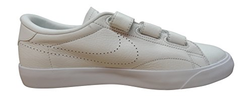 Nike Tennis Classic Ac V, Chaussures de Sport Homme Blanc Cassé - Blanco (Blanco (Smmt Wht/Smmt Wht-Wlf Gry-Whit))