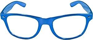 CREATIVE Partido Gafas BB Azul metálico
