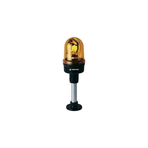 WERMA Drehspiegelleuchte 885.310.78 115-230V AC/DC ge Rundumkennleuchte 4049787010396 - 115 Ge Lampen