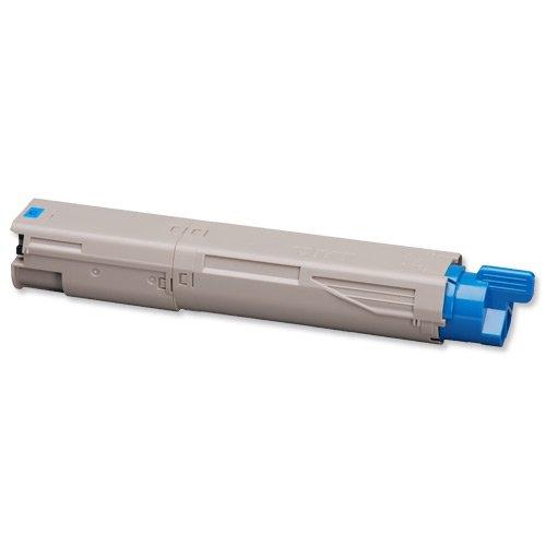 Preisvergleich Produktbild OKI Lasertoner für C3520MFP/3530MFP/43459371 C3520C, cyan