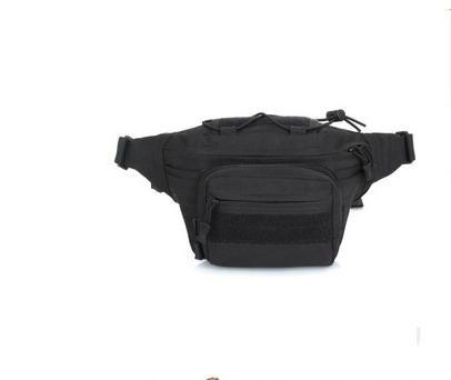Zll/Herren und Frauen Fan Kleine Taschen Taschen abnehmbarer Combo Sport Tactical Tasche Running Pakete Schwarz