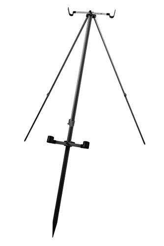 Imax FR PackDown Tripod 183cm 2-Rod Tele 93x10x10cm - Rutenhalter zum Brandungsangeln, Rutenständer, Rod Pod, Brandungsrutenhalter