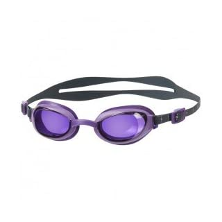 Speedo Women's Aquapure Optical Oxid Grey/Purple 3.5