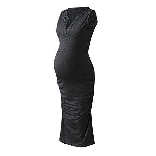 Damen Umstandskleid Yesmile Umstandskleid Sexy Mode Schwangere Sommer Elegante Mutterschaft Umstandsmode Schwangerschafts Kleid Abendkleid Schwangerschaft Frauen Kleid Stillnachthemd Umstandskleid