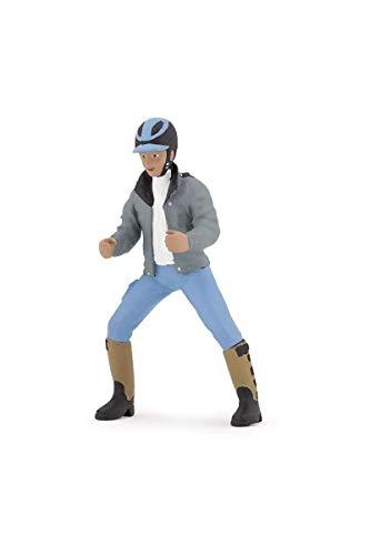 Papo 52008 - Junger Reiter, Spielfigur