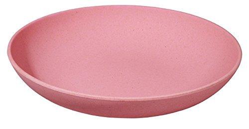 Zuperzozial assiettes creuse calotte/bol/assiette creuse pour pâtes bIO lollipop pink by Zuperzozial