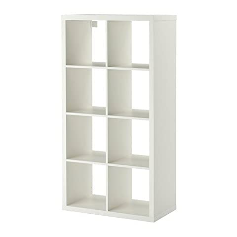 IKEA Regal Kallax das neue Expedit Regal 8 - Fach weiß 147 x 77 x 39 cm NEU