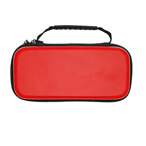 Webla Aufbewahrungstasche Hard Eevee Backpack Cover Game Pack Host Controller für Nintendo Switch Lite, EVA -