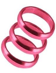Clips supergrip rings rosa harrows darts 3 unidades