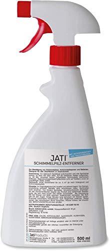 JATI SPE Schimmelpilzentferner, mit Profi-Power gegen Schimmelpilze, Sporen und Bakterien, mit Aktivsauerstoff und stabilisierenden Fruchtsäuren - kein Gefahrstoff, Chlor- und Metallfrei