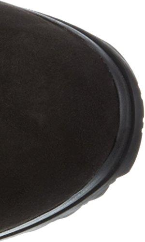 s.Oliver 25600, Bottes Hautes Femme Noir (Black 1)