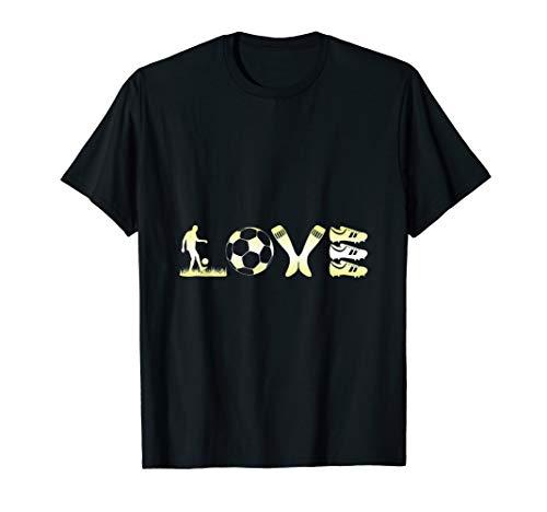 Kostüm Mama Fußball - Fußballliebe Fußball Spieler Team Liebe T-Shirt