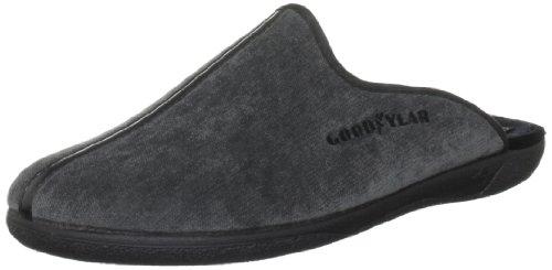 Goodyear KMG001 Herren Hausschuhe Grau (Grey)