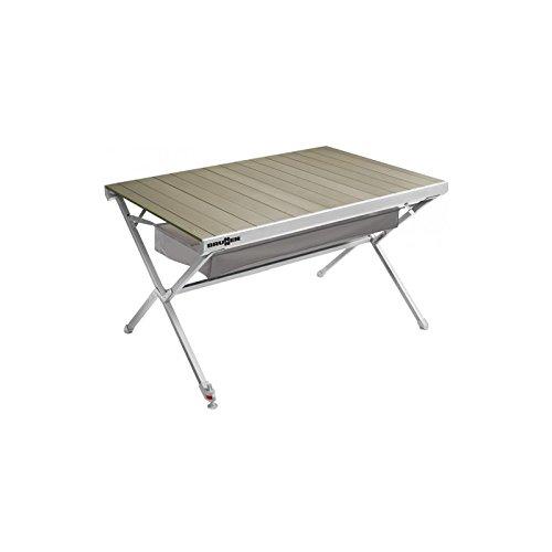 Brunner - tavolo richiudibile titanium 4 ng2 brunner vari colori camper caravan campeggio - 0406081n - balboa braun