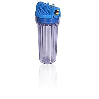 Filtertasse Wasserfilter Filtertasse 10 Zoll 3/4 Zoll IG Wasserenthärtung