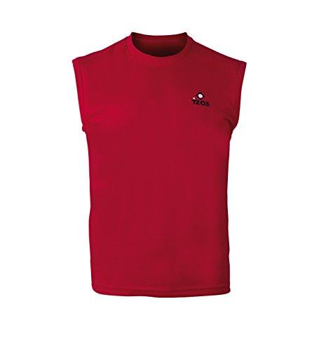 Izas Sue Camiseta, Hombre, Rojo, XL