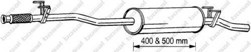 BOSAL 291-069 Montageteile