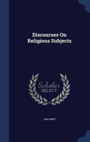 Discourses On Religious Subjects