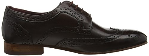 Ted Baker Gryene, Brogues Homme Marron (Brown)