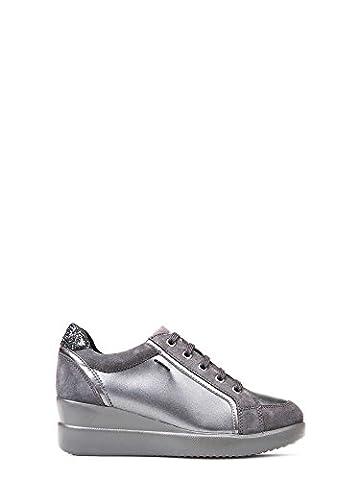 Geox D6430A Sneakers Femme DK GREY 39