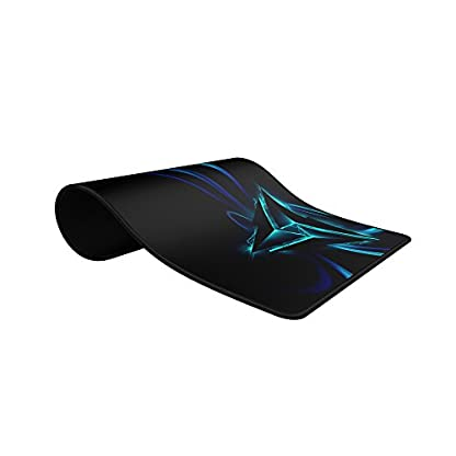 31WcLv4M9IL. SS416  - ThunderX3 - Pack Silla Gaming y Alfombrilla XL (Inclinación y Altura Regulables, reposacabezas y cojín Lumbar, Alfombrilla diseño Exclusivo, 35x95cm, Mayor Velocidad)