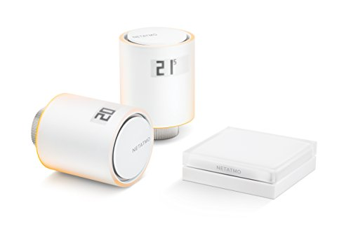 Netatmo teste termostatiche - Kit di Base