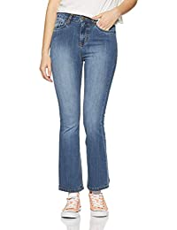 AKA CHIC Women's Boot Cut Jeans