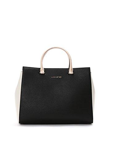 lancaster-paris-mujer-52712noiric-negro-cuero-bolso-de-mano